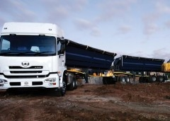 2012 Truck Sales into Southern Africa up by 32.9%